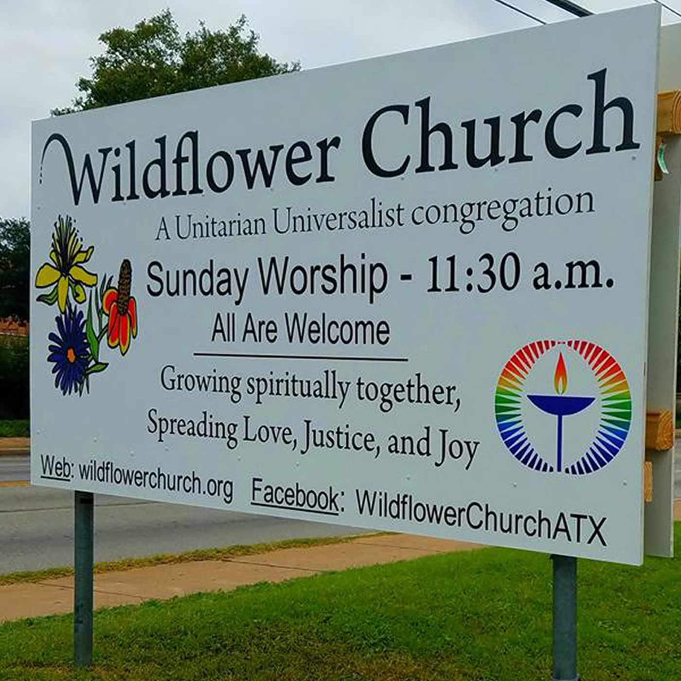Wildflower Church, Austin, TX
